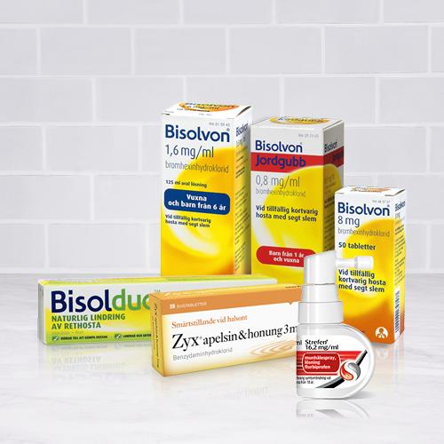 tablett mot förkylning