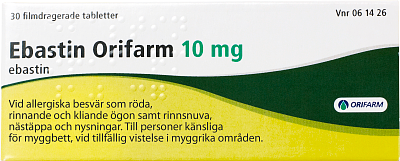 desloratadine sandoz apoteket