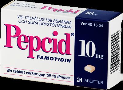 receptbelagd medicin mot illamående