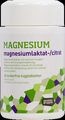 magnesium recip apoteket