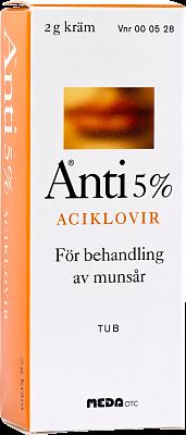 anti munsår pris